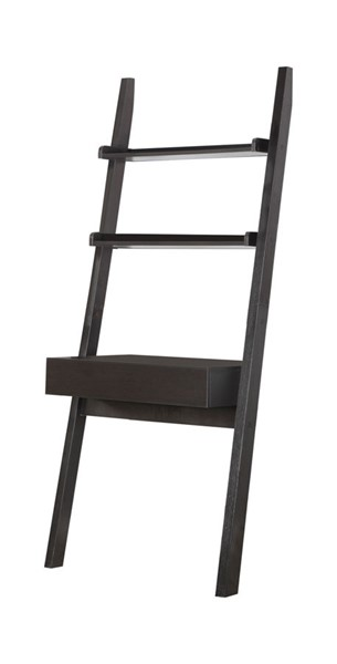 Coaster Furniture Cappuccino Ladder Desk CST-801373