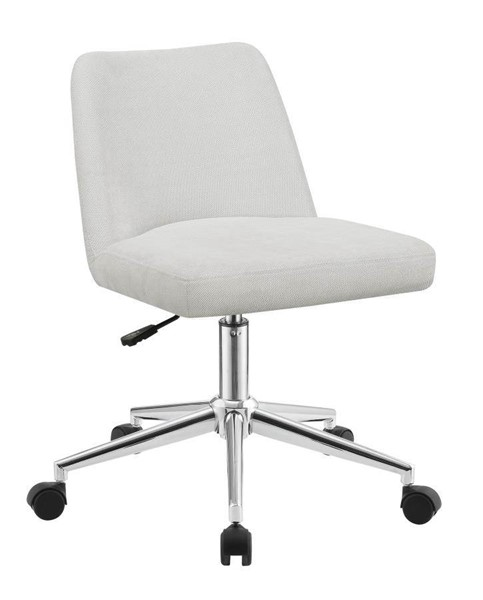 Coaster Furniture Beige Fabric Office Chair CST-801378