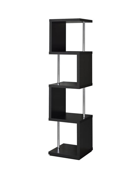 Coaster Furniture 4 Shelves Bookcases CST-80141-BC-VAR