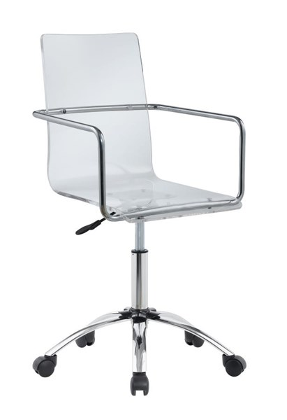 Coaster Furniture Caraway Clear Acrylic Office Chair CST-801436