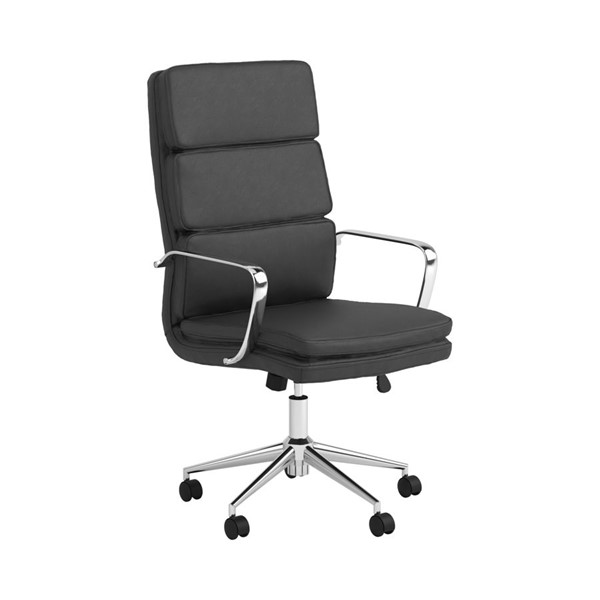 Coaster Furniture Faux Leather PU Office Chairs CST-80174-OF-CH-VAR