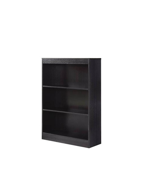 Coaster Furniture Cappuccino MDF 3 Shelves Bookcase CST-801801
