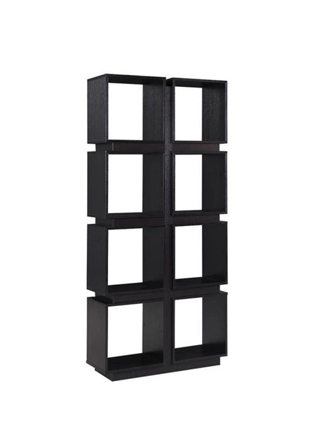 Coaster Furniture Cappuccino MDF 8 Shelves Bookcase CST-801840