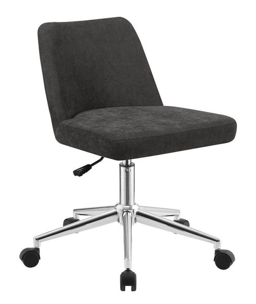Coaster Furniture Charcoal Fabric Office Chair CST-802378