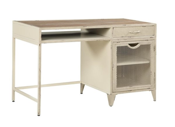 Coaster Furniture Weathered Pine Writing Desk CST-802492