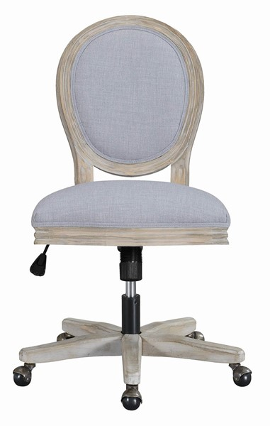 Coaster Furniture Light Grey Office Chair CST-802497