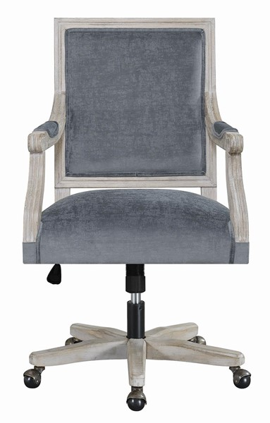 Coaster Furniture Grey Office Chair with Arms CST-802608