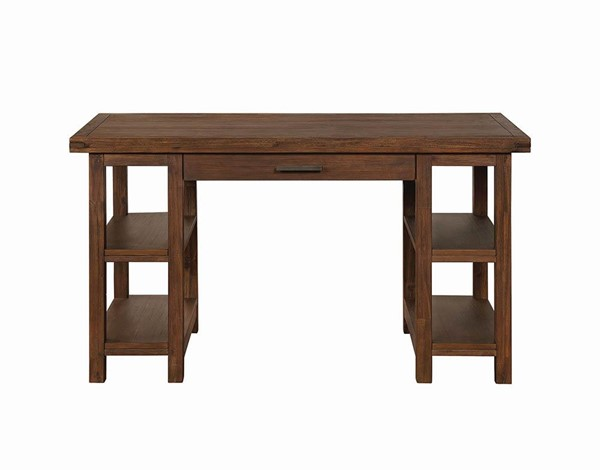 Coaster Furniture Kennesaw Country Brown Writing Desk CST-802781