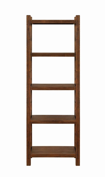 Coaster Furniture Kennesaw Country Brown Bookcase CST-802782