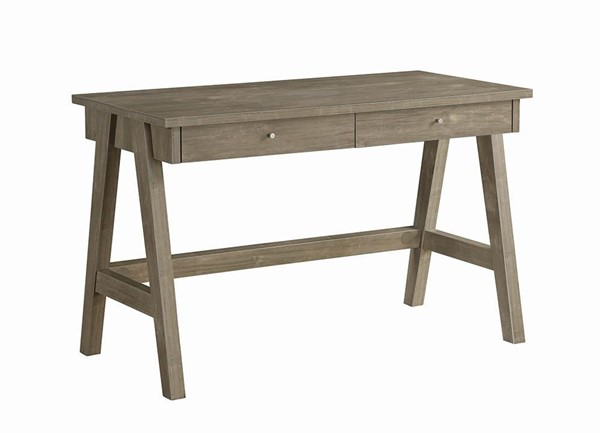 Coaster Furniture Livemore Weathered Walnut Writing Desk CST-803637