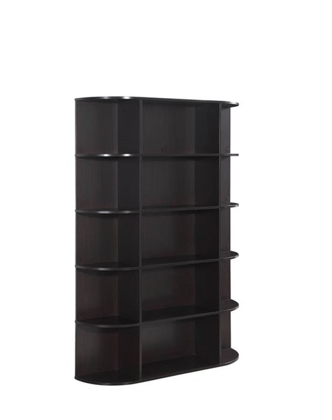 Coaster Furniture Cappuccino Particle Board Bookcase CST-881075