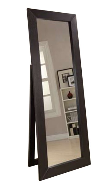 Coaster Furniture Cappuccino Cheval Mirror