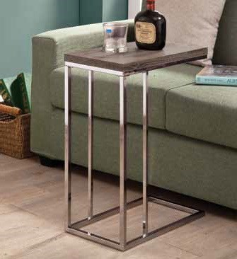 Coaster Furniture Grey Snack Table CST-902877