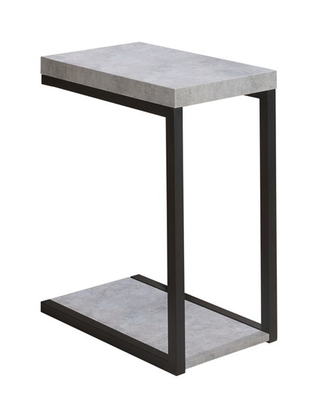 Coaster Furniture Cement Snack Table CST-902933
