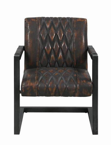 Coaster Furniture Dark Brown Accent Chair CST-903063