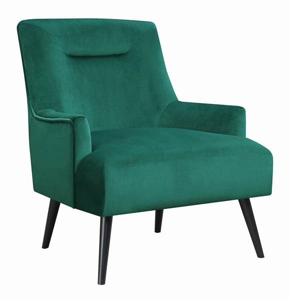 Coaster Furniture Green Black Accent Chair CST-904100
