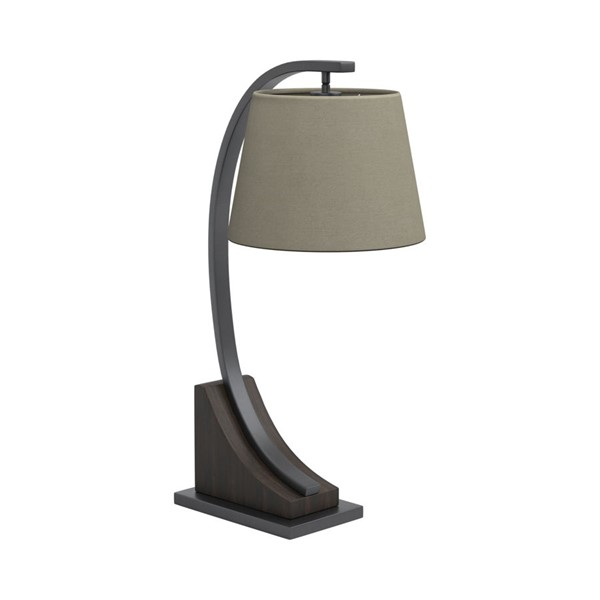 Coaster Furniture Oatmeal Brown Table Lamp CST-920126