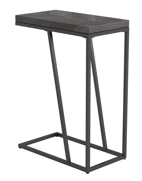 Coaster Furniture Grey Rustic Accent Table CST-931146