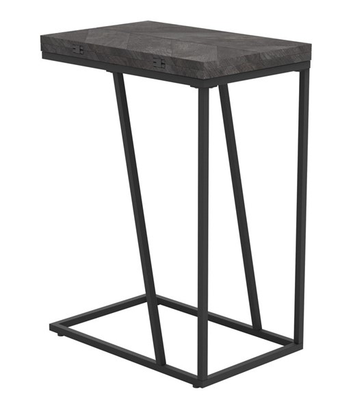 Coaster Furniture Grey Rectangle Accent Table CST-931156