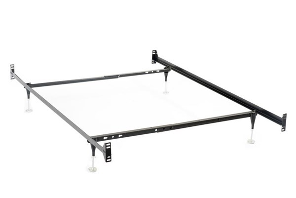 Coaster Furniture Black Twin Over Full Bed Frame CST-9602TF