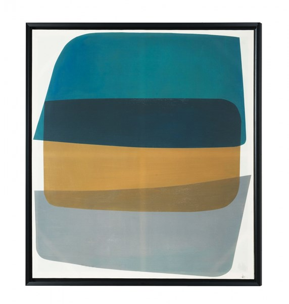 Abstraction Square Wall Art CST-960880