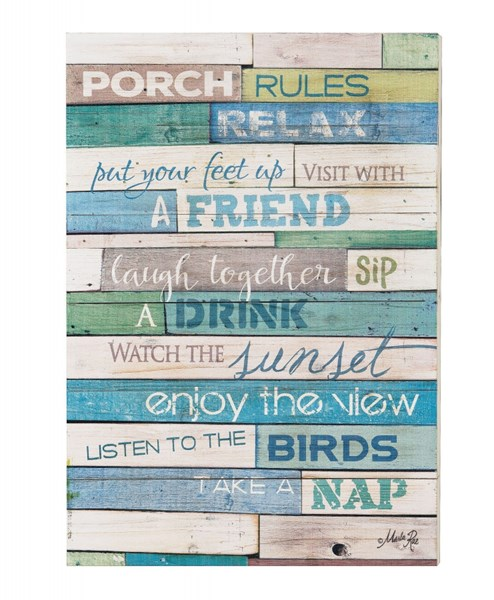 2 Coaster Furniture Rules Rectangle Wall Arts CST-961023
