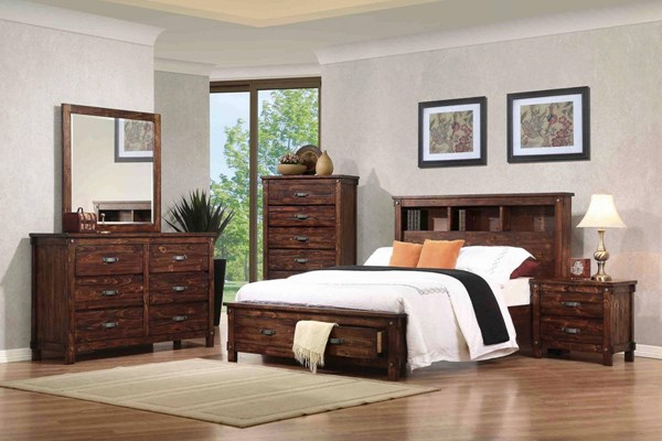 Coaster Furniture Noble Master Bedroom Set CST-B219-BR