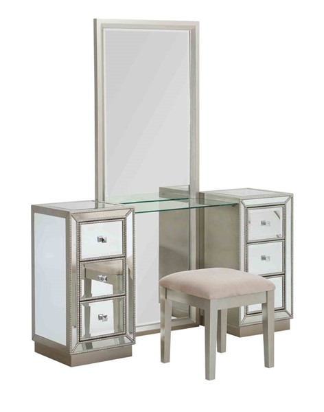 Coast to Coast Elsinore Six Drawer Console CTC-13718