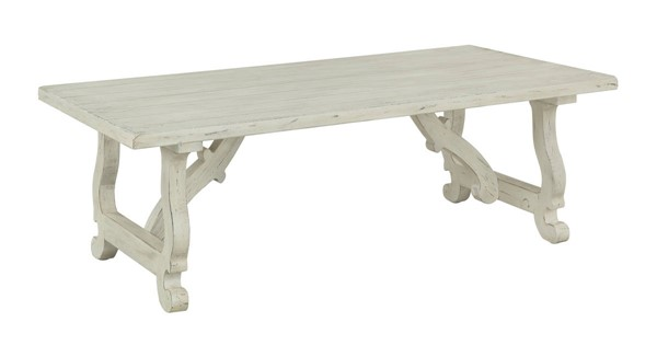 Coast to Coast Orchard Park White Cocktail Table CTC-22521
