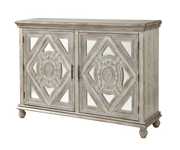 Coast to Coast Francesca Ivory Two Door Credenza CTC-22563