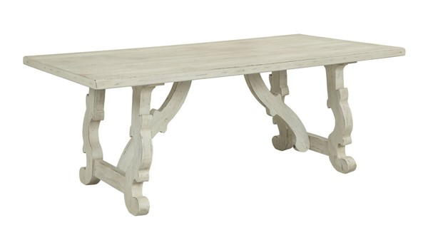 Coast to Coast Orchard Park White Dining Table CTC-22606