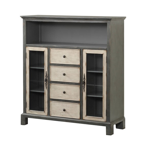 Coast to Coast Grafton Two Door Four Drawer Media Cabinet CTC-22629