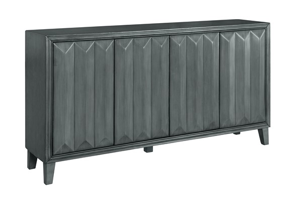 Coast to Coast Magnet Grey Media Credenza CTC-30404