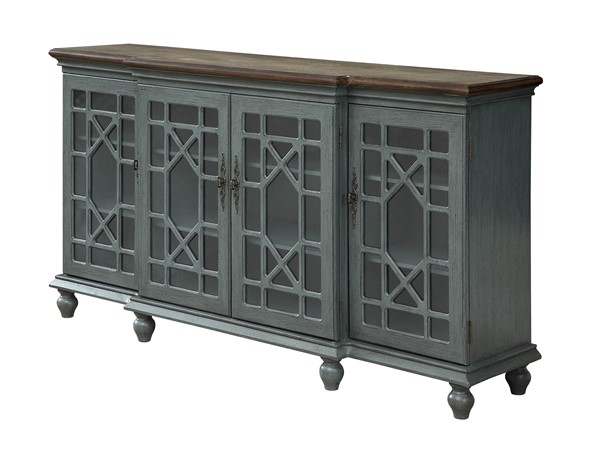 Coast to Coast Joplin Grey Media Credenza CTC-30492