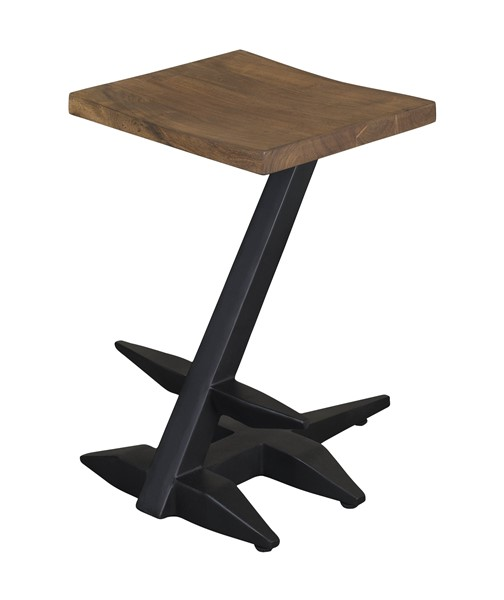 Coast to Coast Sequoia Black Counter Height Bar Stool CTC-34711