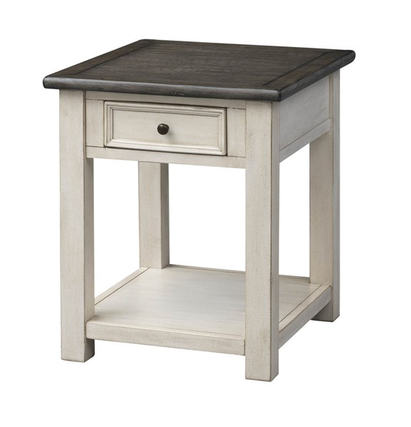 Coast To Coast St Claire Ivory One Drawer End Table CTC-36535