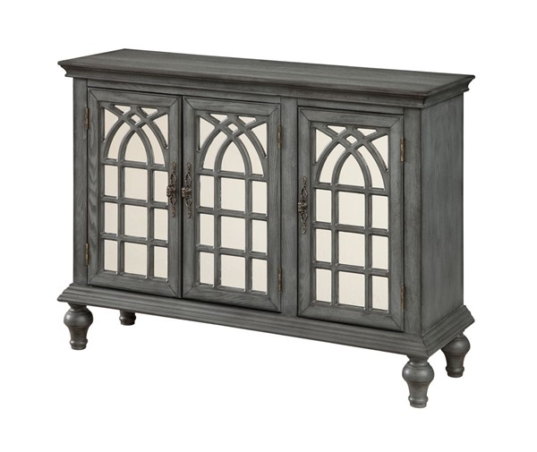 Coast to Coast Grey Door Media Credenza CTC-36549
