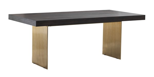 Coast to Coast Midas Gold Dining Table CTC-36586