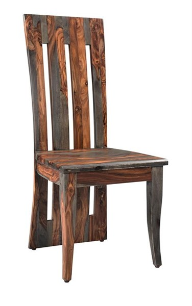 2 Coast to Coast Sierra Brown Dining Chairs CTC-37113