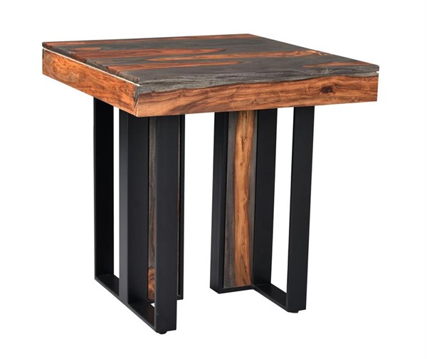 Coast to Coast Sierra Brown End Table CTC-37115