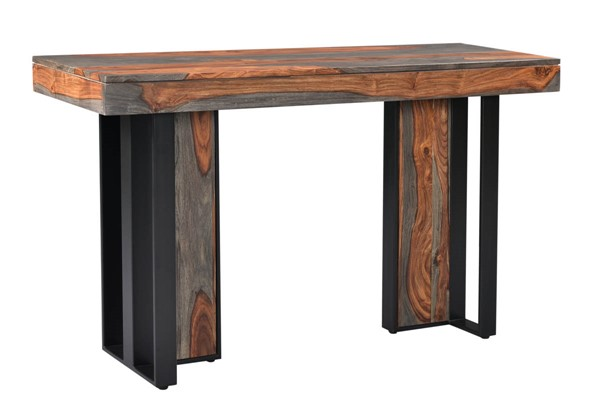 Coast to Coast Sierra Brown Console Table CTC-37116