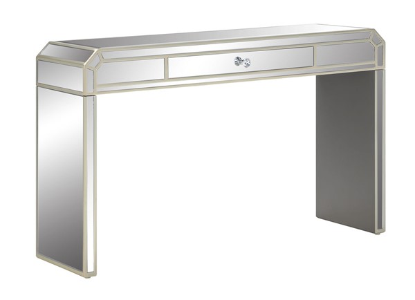Coast to Coast Reflections Mirrored Console Table CTC-40264
