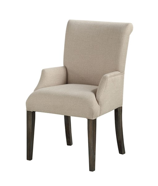 2 Coast to Coast Aspen Court Charcoal Grey Dining Chairs CTC-40273