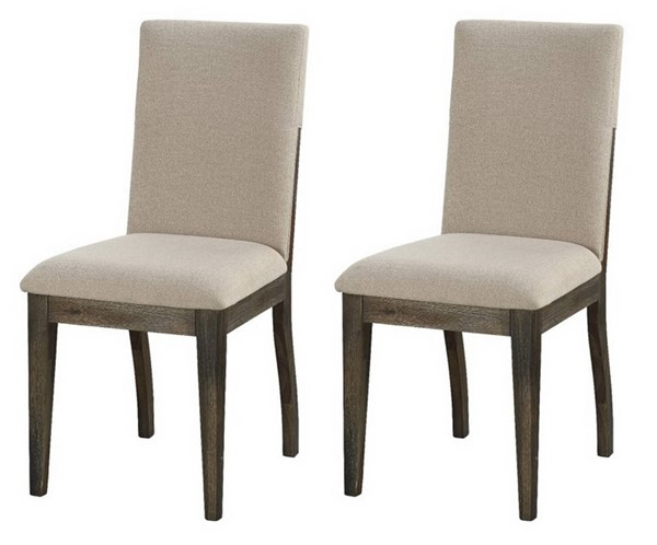 Coast To Coast Aspen Court Charcoal Dining Chairs CTC-40274-DCH-V1