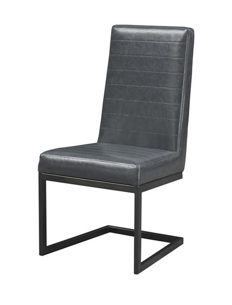 2 Coast to Coast Mountain Home Charcoal Dining Chairs CTC-40287