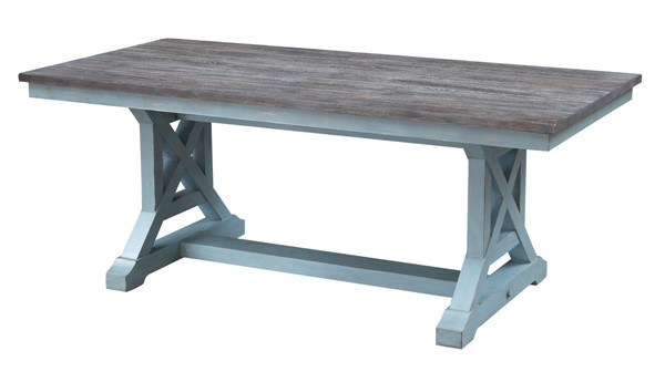 Coast To Coast Bar Harbor Blue Dining Tables CTC-40296-DT-V1