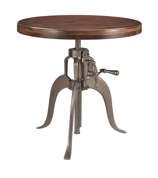 Coast to Coast Bristol Silver Adjustable Table CTC-44605