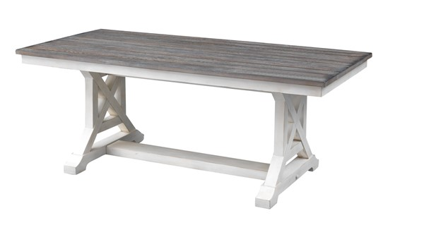 Coast to Coast Bar Harbor II Cream Dining Table CTC-48103