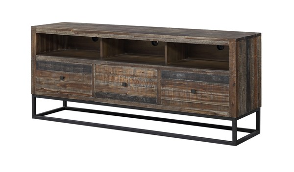 Coast to Coast Canyon Ridge Brown Media Console CTC-48212