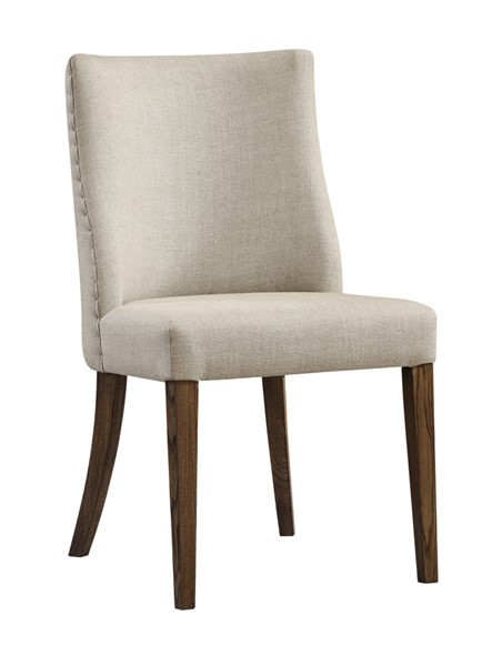 2 Coast To Coast Brown Fabric Dining Chairs CTC-48224
